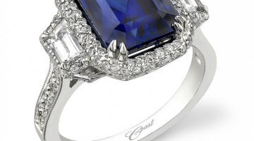Bold and Beautiful Sapphire and Diamond Ring